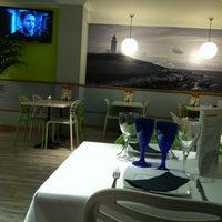 Photo taken at Restaurante La Terraza de Salud by Mini-Ne on 11/5/2011