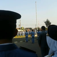 Photo taken at Sekolah Tinggi Pertanahan Nasional (STPN) by Indomielezat on 8/17/2012