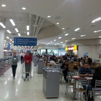 Photo taken at Carrefour by Elton A. on 7/20/2012