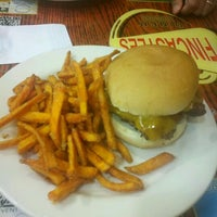 Photo taken at Fincastles Restaurant by Mina M. on 10/22/2011