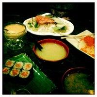 Photo taken at Umi Sushi Japanese Restaurant by Tiffany Jade D. on 4/5/2012