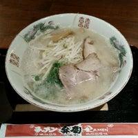 Photo taken at Benkei Ramen by Danielle on 12/30/2011