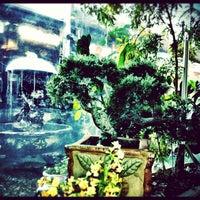 Photo taken at Jardim Aurélia Restaurante e Eventos by Rodrigo L. on 7/31/2012