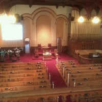 Photo taken at First Presbyterian Church by Victoria W. on 10/30/2011
