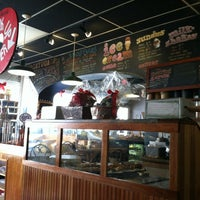 Photo taken at Collegetown Bagels by Pete W. on 12/12/2011
