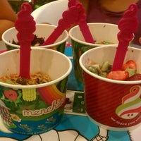 Photo taken at Menchies by Amanda R. on 12/12/2011