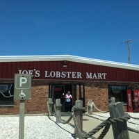 Photo taken at Joe's Lobster and Fish Mart by Alex on 5/12/2012