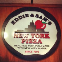 Photo taken at Eddie and Sam's Pizza by Rocky on 7/15/2012