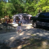 Photo taken at Disney's Fort Wilderness Resort & Campground by Frank C. on 4/27/2012