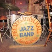 Photo taken at Preservation Hall by Edward H. on 2/26/2012