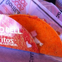 Photo taken at Taco Bell by Dustin S. on 3/10/2012