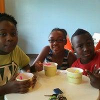 Photo taken at Yumilicious Frozen Yogurt by Traci P. on 7/30/2012