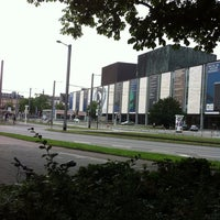 Photo taken at Nationaltheater Mannheim by Sergej H. on 6/19/2012
