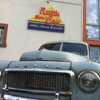 Photo taken at Antik-Cafe by Denis W. on 6/10/2012