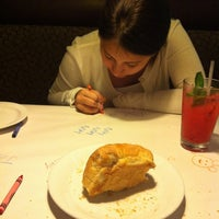 Photo taken at Romano's Macaroni Grill by J T. on 8/21/2012