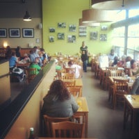 Photo taken at Portage Bay Cafe & Catering by Robby D. on 7/3/2012