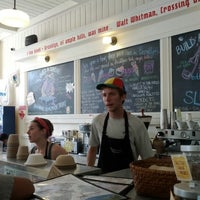 Photo taken at Ample Hills Creamery by Tonton F. on 6/30/2012