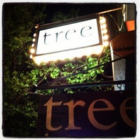 Photo taken at tree bistro by Chuck R. on 4/15/2012