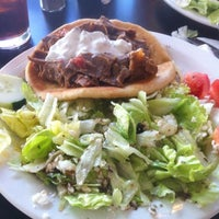 Photo taken at Ali Baba's by Mary T. on 8/15/2012