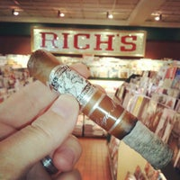 Photo taken at Rich's Cigar Store by Midnight M. on 8/10/2012