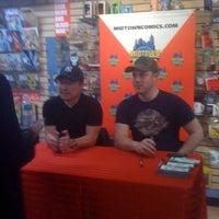 Photo taken at Midtown Comics by Pietro F. on 5/11/2012