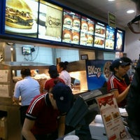 Photo taken at Burger King by Victor T. on 4/27/2012