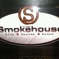 Photo taken at The Smokehouse by *Andrea* on 3/17/2012