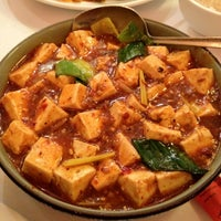Photo taken at Mapo Tofu by Yosuke H. on 4/3/2012