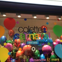 Photo taken at Colette by Yasuhiro S. on 3/10/2012