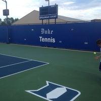 Photo taken at Ambler Tennis Stadium by Will D. on 7/12/2012