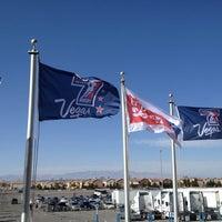 Photo taken at Sam Boyd Stadium by Rich C. on 2/11/2012