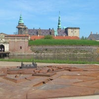 Photo taken at Kronborg Castle by W on 5/20/2012