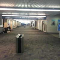 Photo taken at Piedmont Triad International Airport (GSO) by Leo T. on 7/20/2012