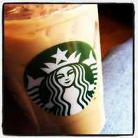 Photo taken at Starbucks by Amy E. on 2/27/2012