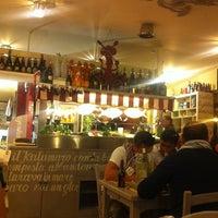 Photo taken at Kalamaro Fritto d'Osteria by Valerio B. on 8/11/2012