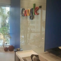 Photo taken at Google Brasil by Mell A. on 9/13/2012