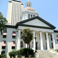Photo taken at Florida State Capitol by Mangrove on 5/20/2012