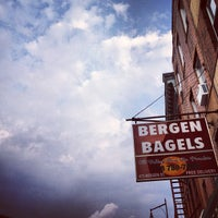 Photo taken at Bergen Bagels by Chris H. on 6/11/2012