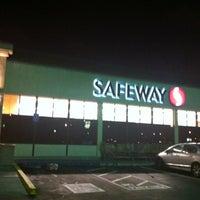 Photo taken at Safeway by A J M. on 3/15/2012