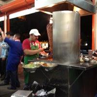 Photo taken at Tacos El Franc by Daniel C. on 5/18/2012