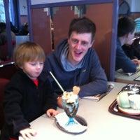 Photo taken at Fusciardi's Ice Cream Parlour by Alan J. on 2/17/2012