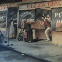 Photo taken at Pizza Time by Tammy V. on 9/8/2012