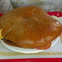 Photo taken at Fred's Old Fashioned Burgers by Denise M. on 5/25/2012