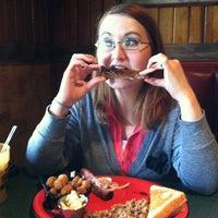 Photo taken at RibCrib BBQ & Grill by Jennifer W. on 4/7/2012
