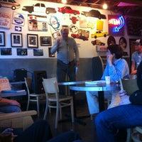 Photo taken at BrainWash Cafe & Laundromat by Charles P. on 3/13/2012