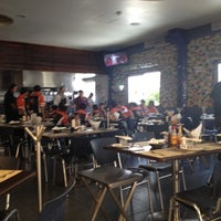 Photo taken at Fisher's Querétaro by Juan Daniel C. on 6/29/2012