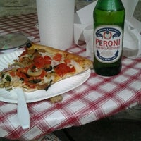 Photo taken at Roppolo's Pizzeria by Drea J. on 3/17/2012