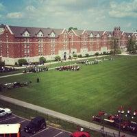Photo taken at Belmont University by Joel H. on 3/31/2012