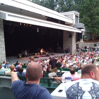 Photo taken at Chastain Park Amphitheater by Robert K. on 8/13/2011