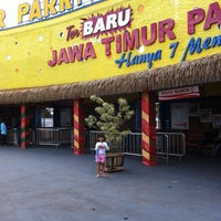 Photo taken at Jawa Timur Park 1 by nina S. on 3/23/2012